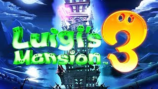 Luigi's Mansion 3 - Complete Walkthrough! (Full Game)