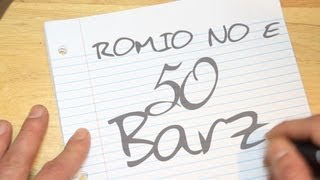 Romio No E - 50 Barz | Official Video