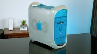 Using Apple's Pro Desktop... From 20 Years Ago!