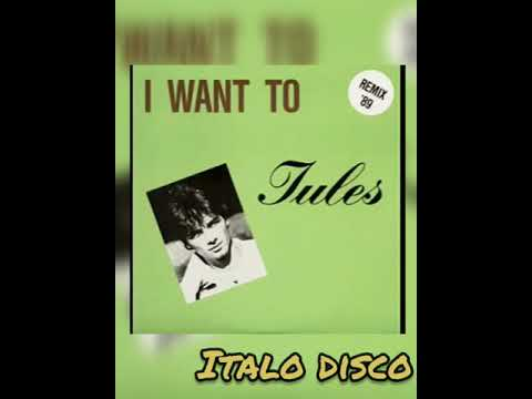 Jules  - I Want To (Instrumental music version)