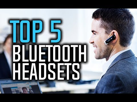 Best Bluetooth Headsets in 2018 - Which Is The Best Bluetooth Headset?