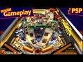 Williams Pinball Classics psp Gameplay