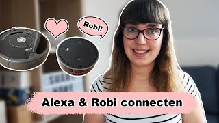 So verbindest du Alexa mit dem Staubsauger-Roboter iRobot Roomba 671! | Smart Home