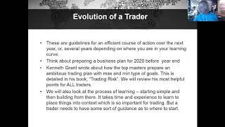 Accelerating your Evolution as a Trader Webinar Part 1