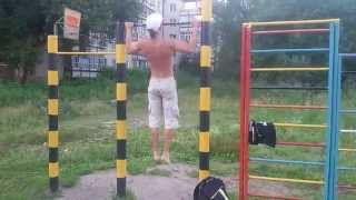 Груданов Даниил команда Bar-Sky (Петропавловск.Казахстан) АКЦИЯ 15 подтягиваний