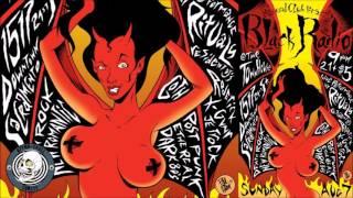 Christian Death - She Never Woke Up - 8/7/11 Black Radio Nightclub Poster (Sacramento)