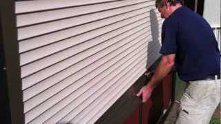 Roller Shutters Spring Control Lismore