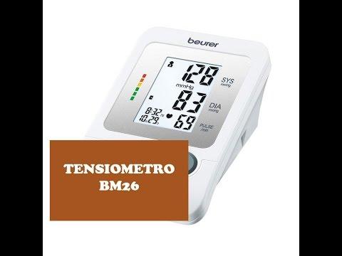 Tensiometro Beurer BM26 - Beurer es garantía