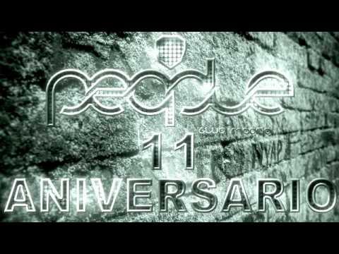 Sesion People  Club 11 Aniversario @ People Club , Mixed by Oscar de Rivera & Ismael Rivas