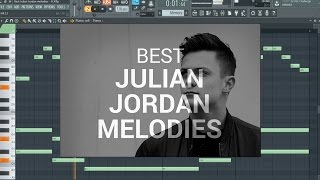 Best Julian Jordan melodies in FL Studio (+FREE FLP and MIDIs Download)
