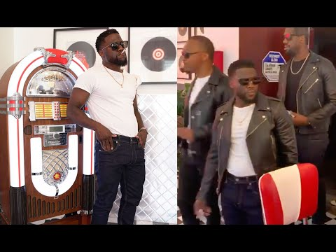Kevin Hart Turned Into A Greaser For John Travolta Inspired Bday Party