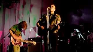 Arcade Fire - Vampire / Forest Fire (Multicam) - Live in Paris 2011