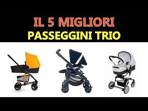 Miglior Passeggini trio 2019