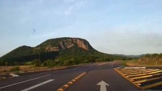 preview picture of video 'De Paraguari entrando a Ruta a Villarrica'
