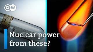Did China just figure out how to make nuclear energy safe?   DW News