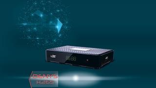 Спутниковый тюнер U2C DENYS H.265 от компании A-TV - видео