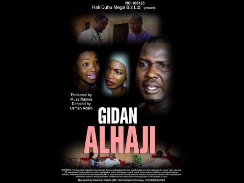 Gidan alhaji 3&4 letest Hausa Film 2019
