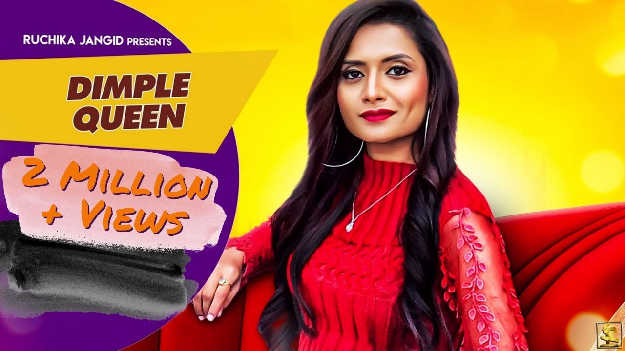 Dimple Queen Lyrics - Ruchika Jangid - #LyricsBEAT