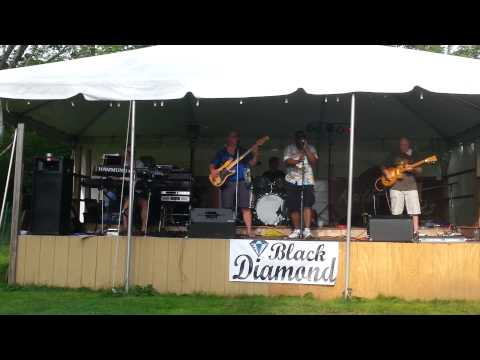 "Black Diamond playing ""Break Down"""