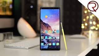 One Month with the Samsung Galaxy Note9 - Some things I love about it