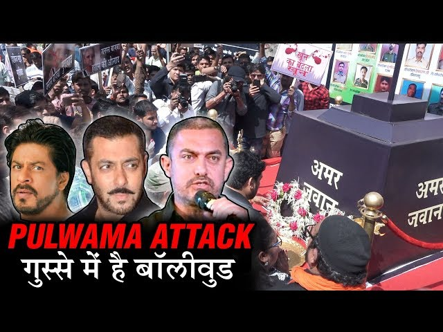 Bollywood Actors Take STRICT Action Against BAN On Pakistan For Pulwama Attacks