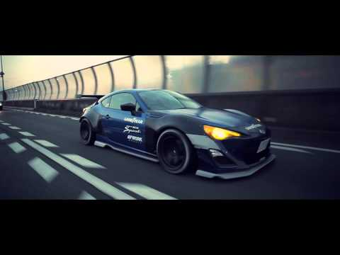 Subaru BRZ with Rocket Bunny Aero Kit - XCAR