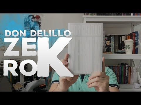 Zero K, do Don Delillo | Christian Assunção