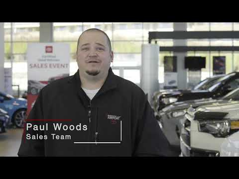 Certified Product Specialist Paul Woods