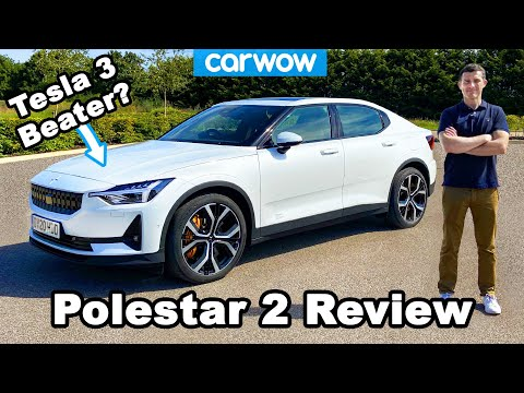 Polestar 2 EV review - see where it beats the Tesla Model 3