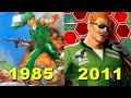 Evolution Of Bionic Commando 11 Games 1985 2011