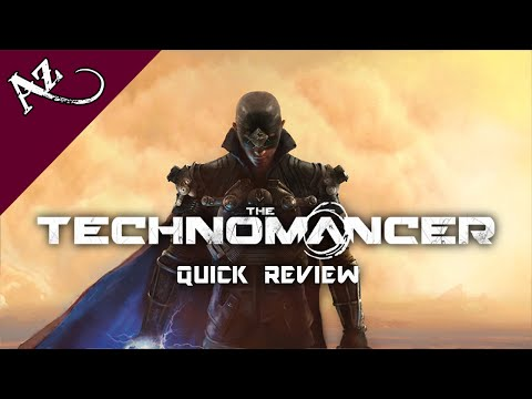 The Technomancer – Quick Game Review video thumbnail