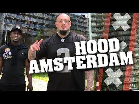 AUF DER STRASSE - AMSTERDAM ⎮ Morde, Knast, Ghetto, Gangs, Verbrechen ⎮ Max Cameo