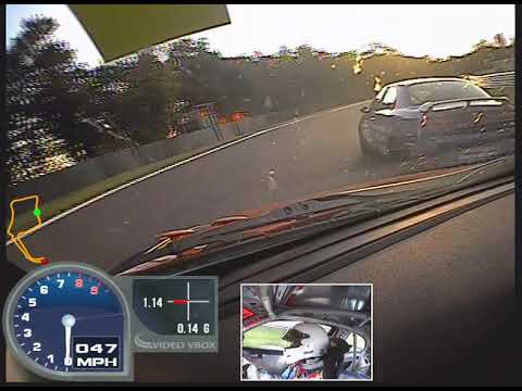 Oulton Park 2018 – Race 2 – Riccardo Losselli