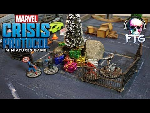 Marvel Crisis Protocol Battle Report [004]