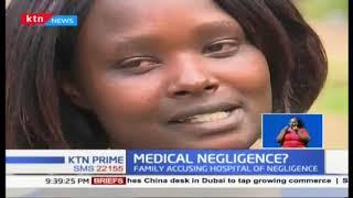 Medical Negligence? Kikuyu hospital on spot, patient still in coma
