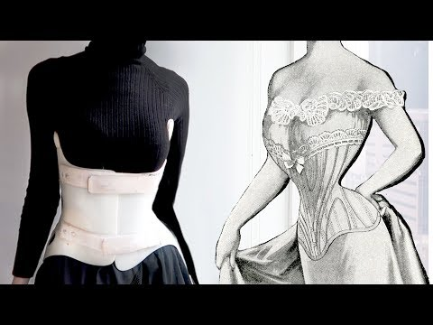 I Grew Up in a Corset. Time to Bust Some Myths. (Ft. Actual Research)