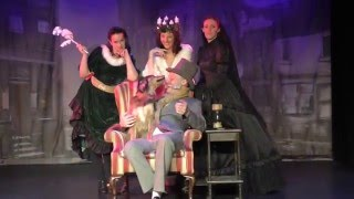 The Scrooge Song by Scrooge & The Ghostettes (A Shoop Shoop Song Parody)