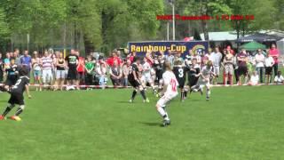 preview picture of video 'PAOK Thessaloniki - 1. FC Köln 3:1 (U10 - Rainbow-Cup - Finale - 2. Halbzeit)'