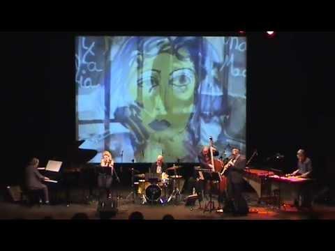"""Isoritmo """" Elle, Singulière, Plurielle """" Auditorium Parco della Musica (Roma)"""