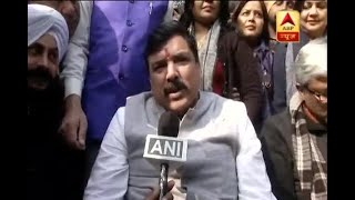 AAP RS nominee Sanjay Singh on Kumar Vishwas: Time will heal everything