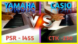 Yamaha Vs Casio [piano Mode] (which Sounds Better) Part -1 || Melron Music