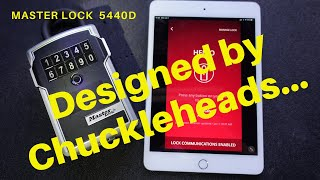 (1630) Review: Master 5440D Bluetooth Key Safe (JUNK!)