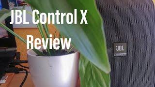 Die perfekte Boombox für den Sommer?   JBL Control X Review