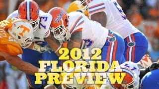 Florida 2012 Football Preview and Schedule thumbnail
