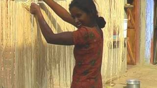 Noodles making in Rajasthan