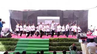 Aadharshila Vidyapeeth Annual Function 2014