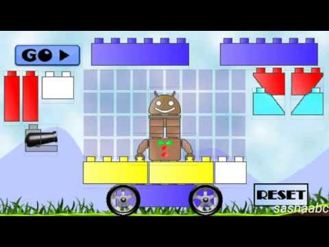 ginger cart обзор игры андроид game rewiew android