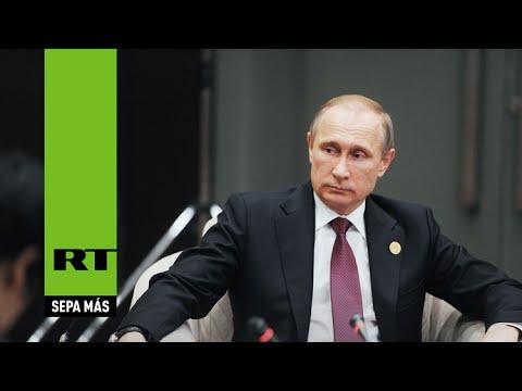 Putin: Hace tiempo que debimos aunar esfuerzos contra el terrorismo
