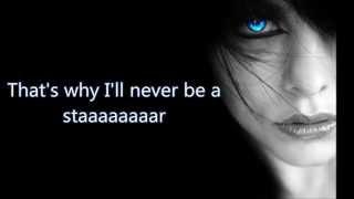 Ylvis- I Will Never Be A Star Lyrics