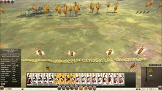 Rome 2 total war multiplayer 1v2 with 9.0 beta test